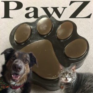 PawZ Novelty Soap from Shmutzies