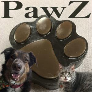 PawZ Novelty Soap from Shmutzies