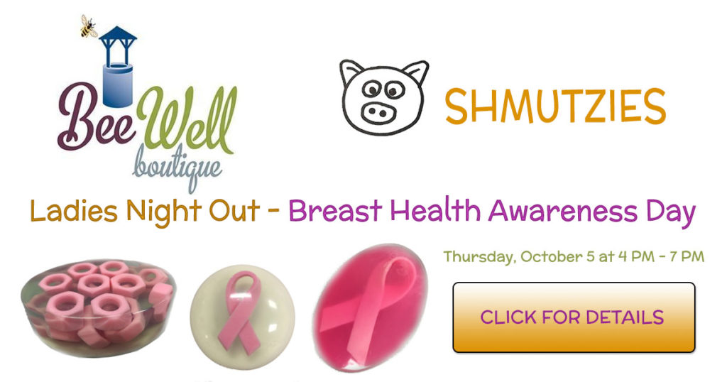 Ladies Night Out for Breast Awareness Day